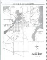 Map Image 001, Douglas County 1990